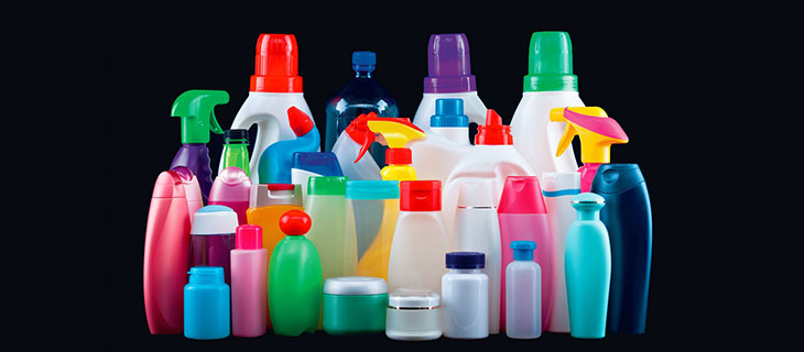 Plastic packaging solution
